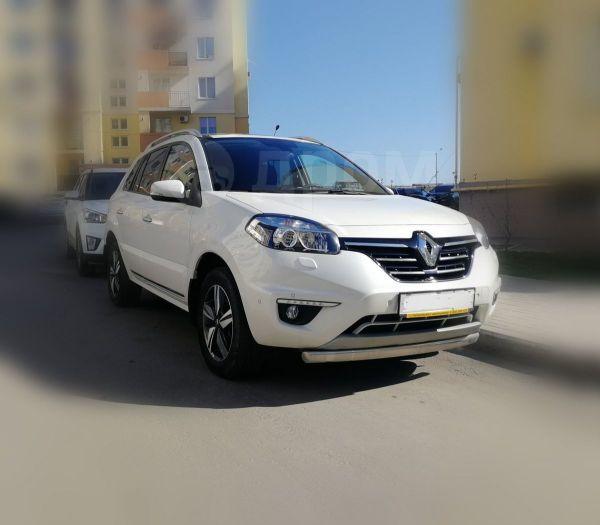 Renault Koleos, 2014 год, 930 000 руб.