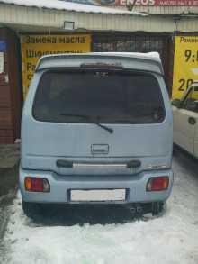 Абаза Wagon R Wide 1997