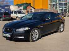 Нижний Новгород Jaguar XF 2011