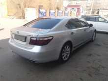 Улан-Удэ LS460L 2007