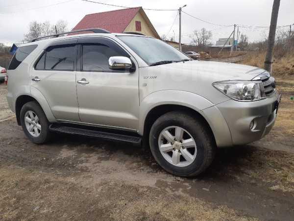Toyota Fortuner, 2008 год, 1 050 000 руб.