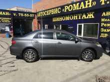 Томск Corolla 2011