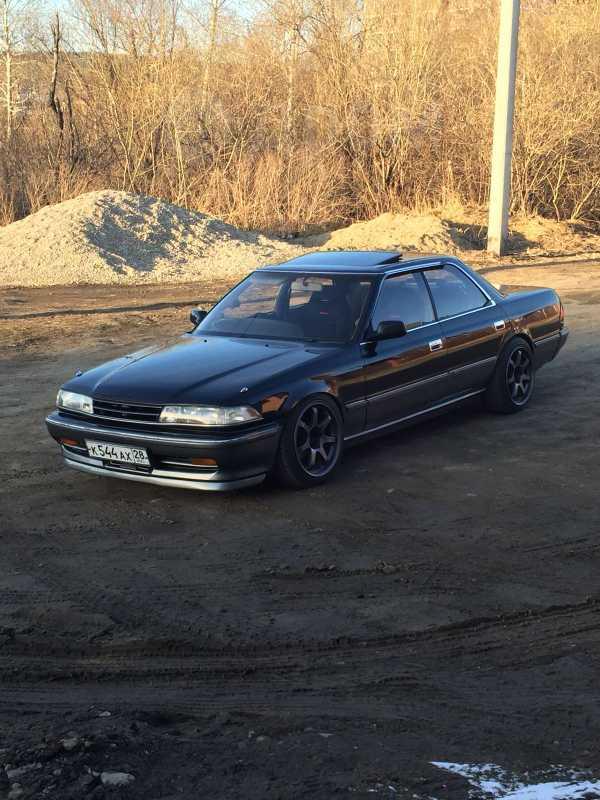 Toyota Mark II, 1991 год, 600 000 руб.
