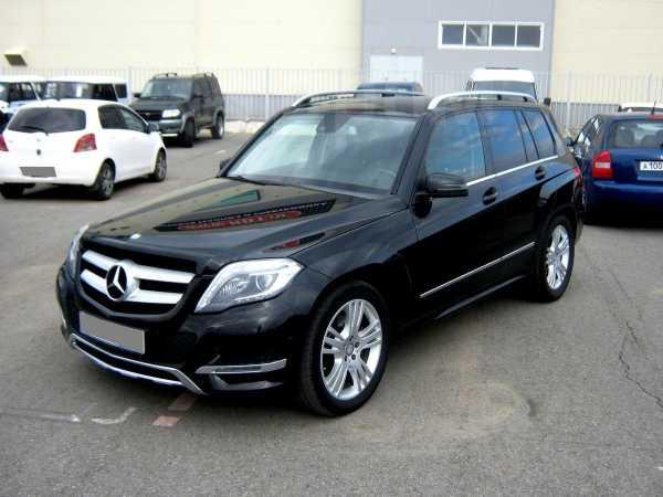 Mercedes-Benz GLK-Class, 2014 год, 1 395 555 руб.
