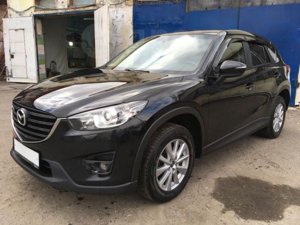 Mazda CX-5, 2016 год, 1 347 000 руб.