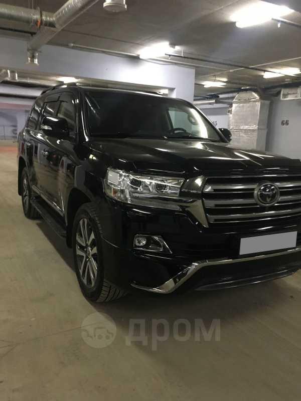 Toyota Land Cruiser, 2016 год, 4 500 000 руб.