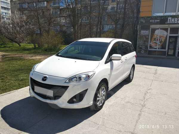 Mazda Mazda5, 2010 год, 670 000 руб.