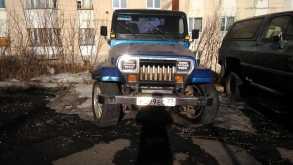 Магадан Jeep Wrangler 1993
