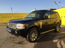 Краснодар Range Rover 2002