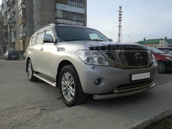 Nissan Patrol, 2010 год, 1 399 000 руб.