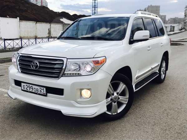Toyota Land Cruiser, 2013 год, 2 100 000 руб.