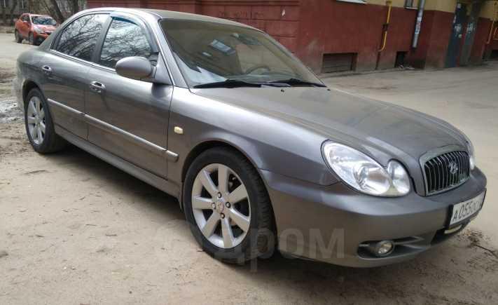 Hyundai Sonata, 2003 год, 170 000 руб.