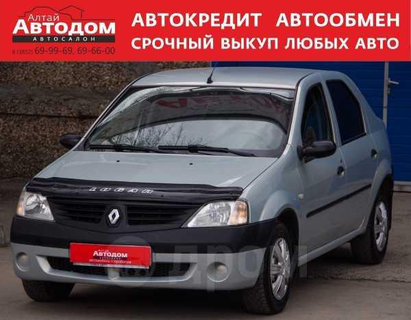 Renault Logan, 2007 год, 239 000 руб.