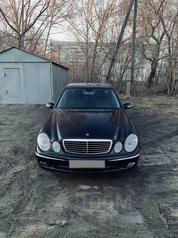 Mercedes-Benz E-Class, 2005 год, 460 000 руб.