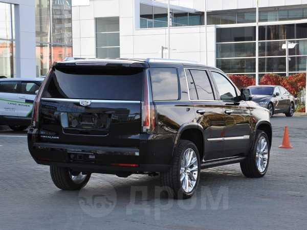 Cadillac Escalade, 2017 год, 5 990 000 руб.