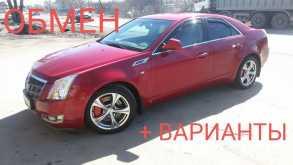 Cadillac CTS, 2009 г., Новосибирск