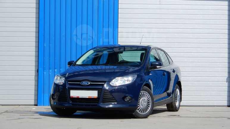 Ford Focus, 2014 год, 529 196 руб.