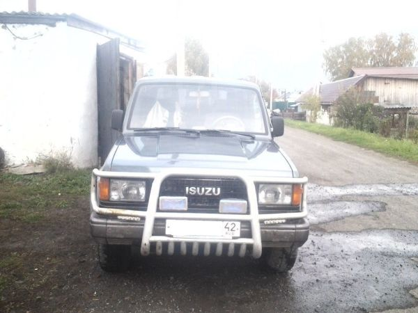 Isuzu Trooper, 1992 год, 180 000 руб.