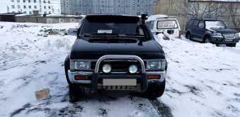 Магадан Terrano 1993