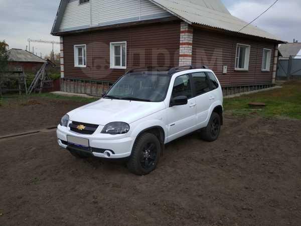 Chevrolet Niva, 2016 год, 610 000 руб.