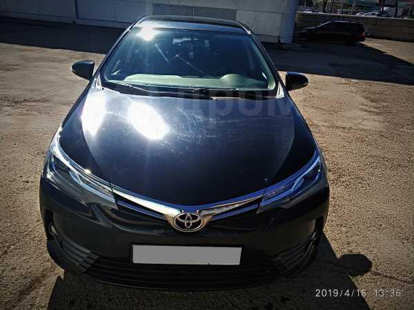 Toyota Corolla, 2017 год, 1 239 000 руб.