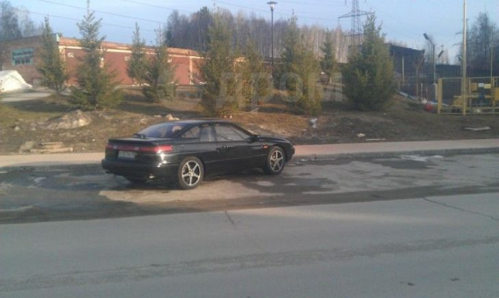 Subaru SVX, 1992 год, 240 000 руб.