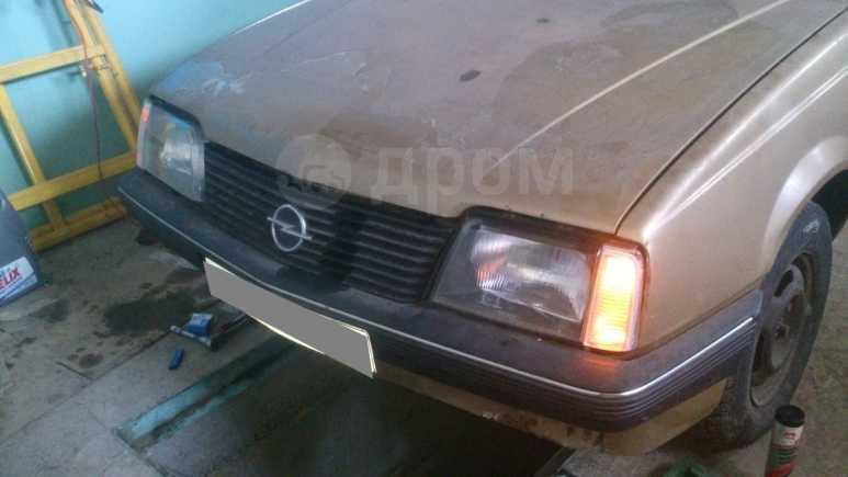 Opel Ascona, 1984 год, 49 000 руб.