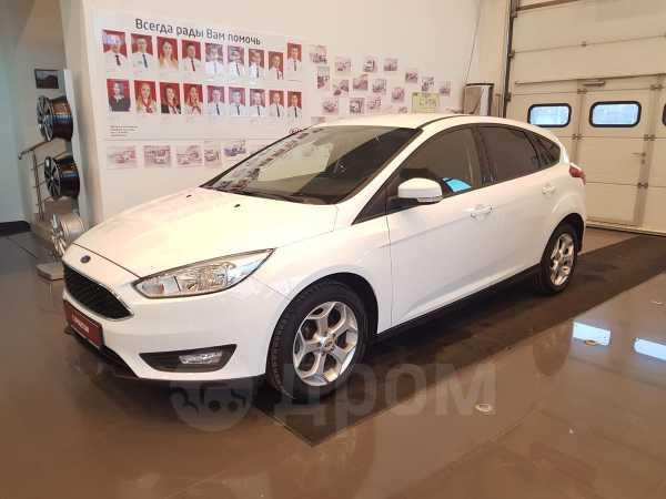 Ford Focus, 2017 год, 830 000 руб.