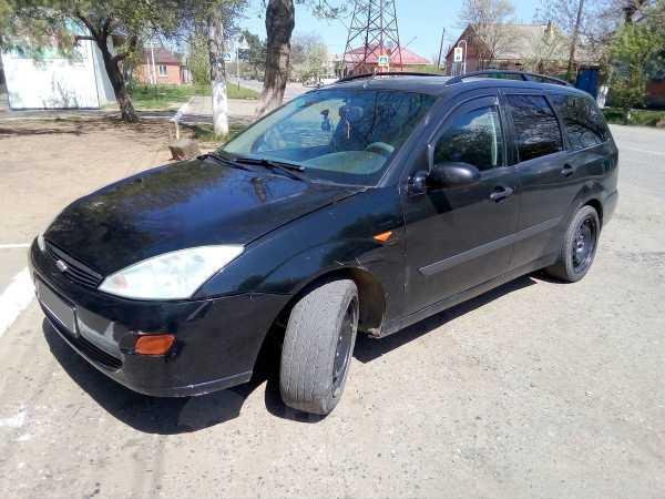 Ford Focus, 1999 год, 140 000 руб.