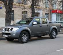 Москва Navara 2012