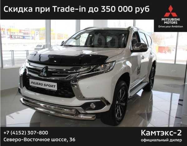 Mitsubishi Pajero Sport, 2018 год, 3 180 000 руб.