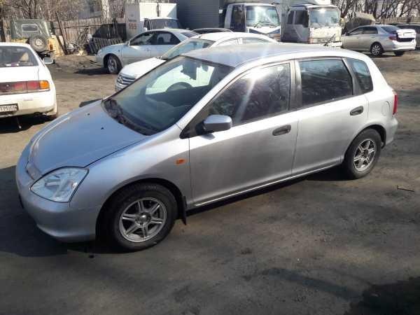Honda Civic, 2001 год, 177 000 руб.