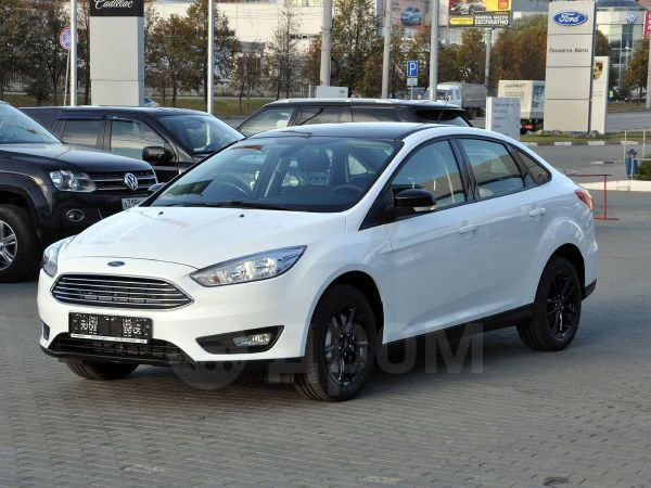 Ford Focus, 2018 год, 1 164 776 руб.