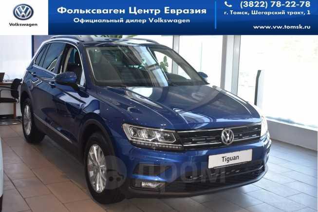 Volkswagen Tiguan, 2018 год, 2 090 900 руб.