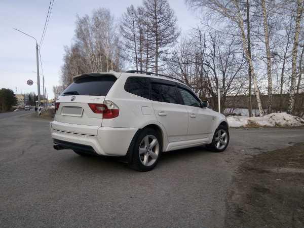 BMW X3, 2005 год, 690 000 руб.