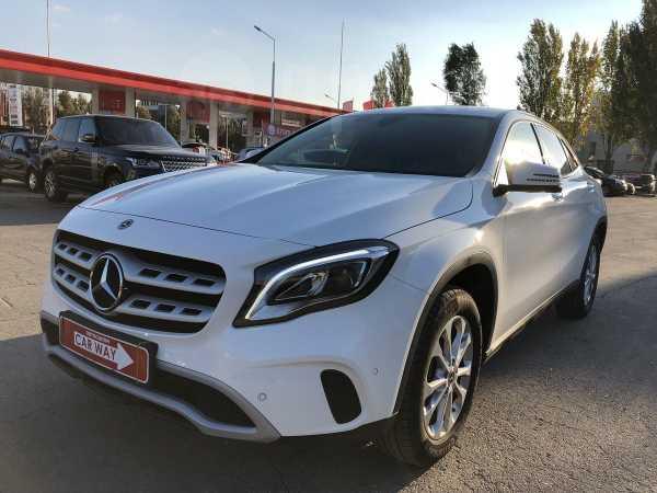 Mercedes-Benz GLA-Class, 2018 год, 1 890 000 руб.
