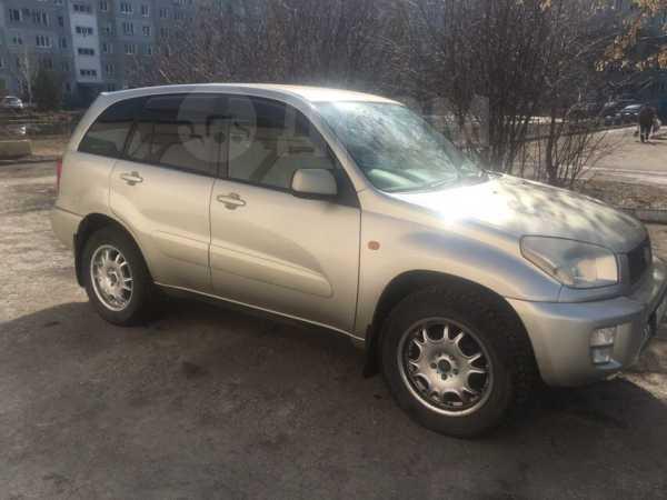 Toyota RAV4, 2001 год, 420 000 руб.