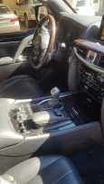 Lexus LX570, 2016 год, 5 650 000 руб.
