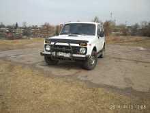 Красноярск 4x4 2121 Нива 1989