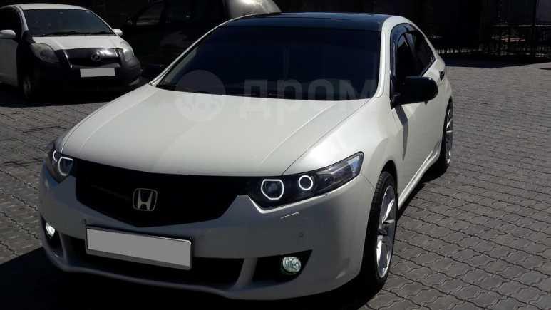 Honda Accord, 2008 год, 850 000 руб.