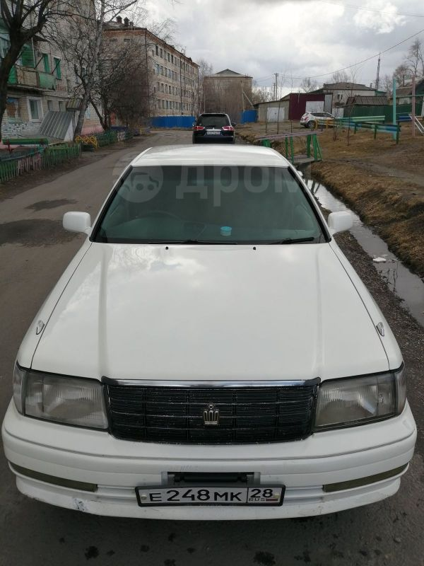 Toyota Crown, 1996 год, 225 000 руб.