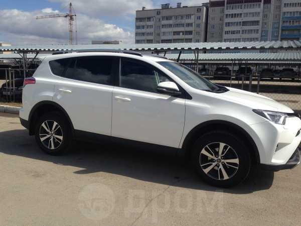 Toyota RAV4, 2017 год, 1 569 000 руб.