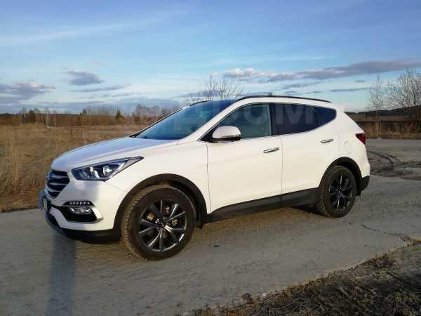 Hyundai Santa Fe, 2017 год, 1 700 000 руб.