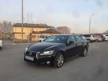 Омск GS350 2013