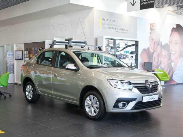 Renault Logan, 2018 год, 783 970 руб.