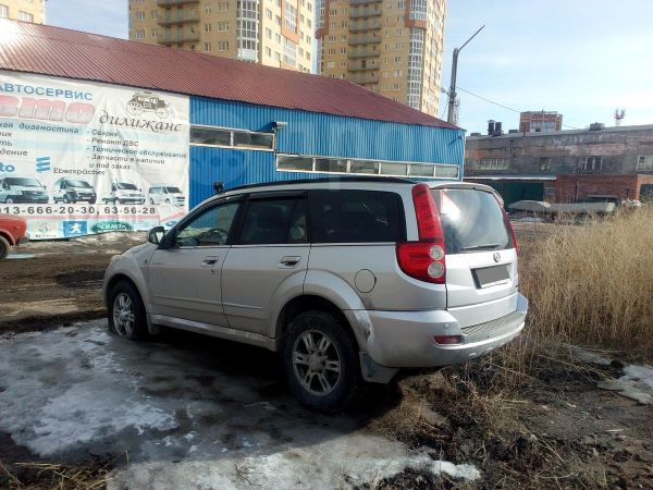 Great Wall Hover H5, 2012 год, 340 000 руб.