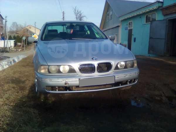 BMW 5-Series, 1999 год, 200 000 руб.