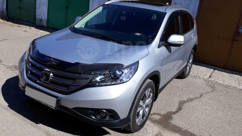 Honda CR-V, 2013 год, 1 510 000 руб.