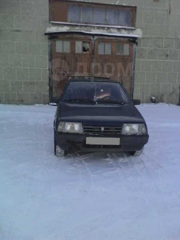 Лада 2109, 1999 год, 36 000 руб.