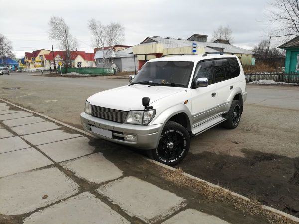 Toyota Land Cruiser Prado, 2000 год, 820 000 руб.